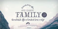 HMS Gilbert Font: HMS Gilbert is a hand drawn collection of fonts designed to play perfectly together. HMS Gilbert contains seven different fonts, five . Schrift Design, Different Fonts, Black Eyed Susan, Font Family, Typography Fonts, Dna, How To Draw Hands, Design Inspiration, Graphic Design