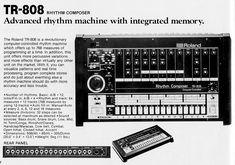 Roland TR 808....boooom