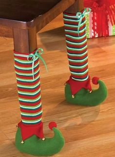 Table or chair legs decorations