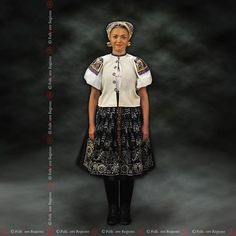 Senohrad, Slovakia Folk Embroidery, Traditional Outfits, Punk, Shirt Dress, Image, Travelling, Instagram, Dresses, Life