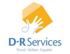 DR Services logo