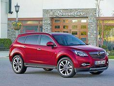Opel Antara 2014