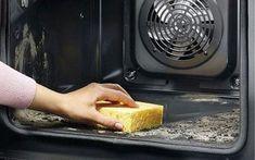 Кто ненавидит чистить духовку, полюбит этот прием. Сияющий блеск без лишних усилий - Интересно и весело!