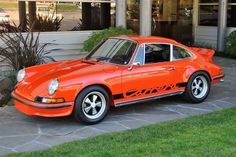 1973 Porsche 911 RS_4529