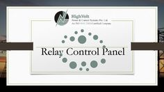 User expectations increase in term of reliability and quality of relay control panel. We offering assures greater awareness of manufacturing environmental impact.