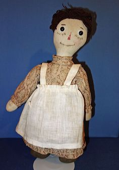 Volland Early Raggedy Ann - Close To 1915