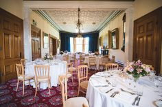 Wedding reception styling at The Mansion House, Bristol | www.theplanninglounge.co.uk | Image courtesy of http://www.lifeinfocusphotography.co.uk/ Victorian Buildings, Mansions Homes, Wedding Venues, Wedding Reception, Bristol, Image, House, Style, Mansion Houses