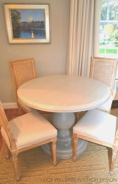 LUCY WILLIAMS INTERIOR DESIGN BLOG: BEFORE AND AFTER: GLENEAGLES LIVING ROOM...SNEAK PEAK