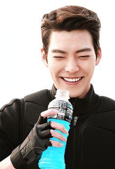 Kim Woo Bin - Powerade cf bts