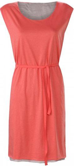 Reversible organic cotton dress