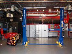 Home Gym Garage, Diy Garage, Garage Shop, Dream Garage, Garage Ideas, Garage Plans, Garage Transformation, Simple Tv, Garage Addition