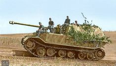"""Sd-Kfz 184 Panzerjager Tiger (P) """"Ferdinand"""" of 653 or 654 Schwere Panzerjager-Abteilung (Heavy Tank Destroyer Battalion) on the Eastern Front during Operation """"Zitadelle"""",early July 1943."""