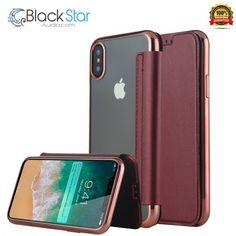 iPhone X Case,iPhone 10 Case, Snewill Slim PU Leather Folio Flip Case with Card Iphone 10, Iphone Cases, Black Star, Pu Leather, Slim, Cards, Ebay, Iphone Case, Maps