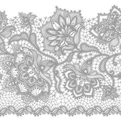 4543 PL Servilleta decorada Geometricos