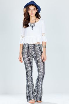 flared pants with boots - Google Search