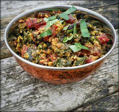 cookvalley - tanker om mad: Bladbeder i indiske krydderier! http://cookvalley.blogspot.dk/2016/04/bladbeder-i-indiske-krydderier.html