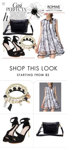 """""""ROMWE 8/10"""" by melissa995 ❤ liked on Polyvore featuring Whiteley"""