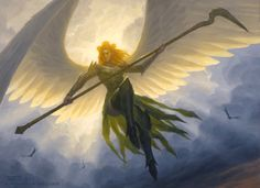 Sigarda, Host of Herons by Chris Rahn
