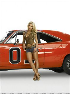 """1969 Dodge Charger """"General Lee"""" The Dukes of Hazzard (2005)"""