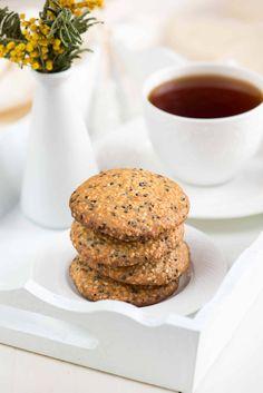 Biscotti al sesamo - Cucina Naturale