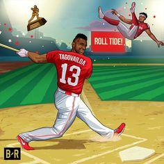"""Tua knocks Oklahoma out of the playoff, Alabama Football Team, Crimson Tide Football, Alabama Crimson Tide, King Lebron, College Game Days, Nick Saban, National Championship, Miami Dolphins, Roll Tide"