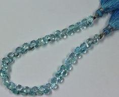 61 CTS - 1 STRAND 5 X 5 MM TOPAZ BEADS 7 INCHES  Topaz bead gemstone,beads, gemstone on gemrockauctions