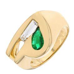Fine Jewelry Jewelry & Watches Anneau Fiançailles Diamant Coupe De La Marquise Certifié Gia 1.90 Carat 18k