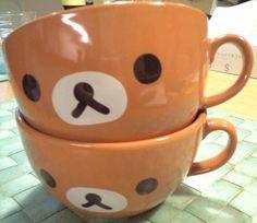 Kawaii Soup Mugs