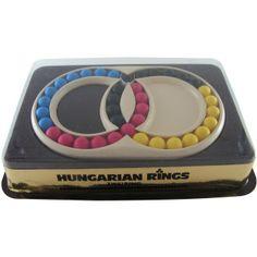 Hungarian Rings at Puzzle Master Inc. - Puzzle Master Inc.