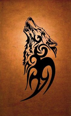 Cool wolf tattoo design ideas suitable for you who loves spirit animal 01