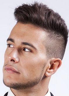 Moda de cortes de cabello para hombres