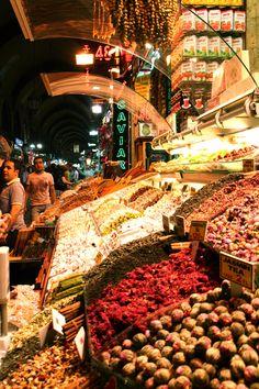 Istanbul, Turkey - The Spice Bazar