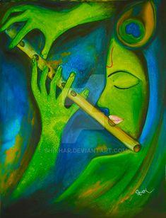 Krishna by shikhar