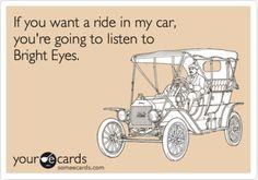 hell yea!!!  #Bright Eyes