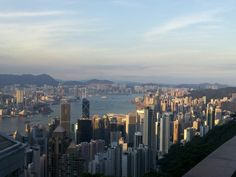 Landscape of Hong kong. #beautiful