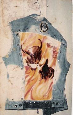 Mercyful Fate / Don't Break the Oath - Denim by HGHjim, via Flickr