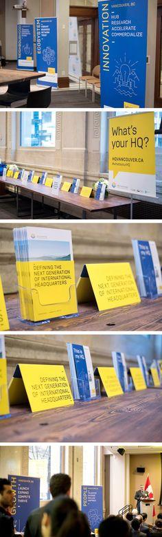 HQV - Free Agency Creative #printdesign #brochure #branding #graphicdesign #design #HQV #print #layout #eventspace Print Design, Graphic Design, Tech Companies, Company Logo, Branding, Print Layout, Creative, Free, Brand Management