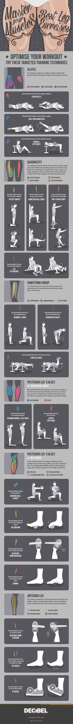 Learn how to work your butt and thighs with any piece of equipment in the gym.