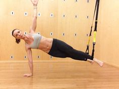 Give TRX Yoga Try: Get Started With These 3 Poses