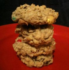 Monster Cookie recipe! I need this...MEOW!