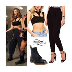 Jade Thirlwall ❤ liked on Polyvore featuring outfits