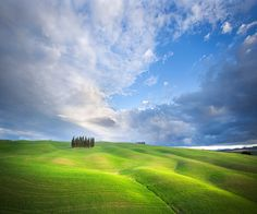 Window in the clouds by Marcin Sobas on 500px