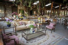 Lounge  - Casamento no Campo