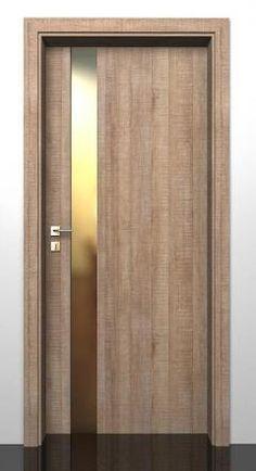 Flush Door Design, Front Door Design Wood, Main Entrance Door Design, Home Entrance Decor, Door Design Interior, Wooden Door Design, Modern Wooden Doors, Modern Door, Single Floor House Design