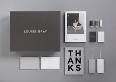Louise Gray branding