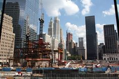 New York bouwput