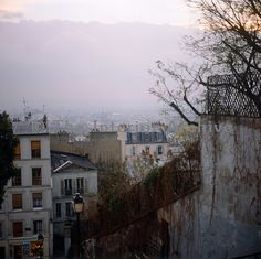 The stupendous views across Paris from the atelier of Gustave Moreau, doyen of French symbolist painters - Photographer: Fritz von der Schulenburg -  Country: France -  Location: Paris -  Fritz von der Schulenburg 3248/3353