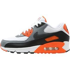 quality design 3dc39 7d978 Nike - Air Max 90 Infrared Homme Blanc Pas Cher