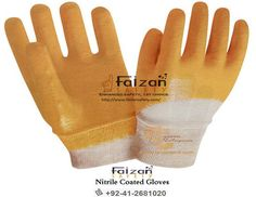 Nitrile Coated Gloves From Superior Gloves Faisalababad Pakistan-Work Gloves Manufacturer Pakistan-Industrial Working Gloves Exporter-Safety Gloves From Faizan Safety Faisalabad Pakistan Safety Gloves, Cotton Gloves, Led Manufacturers, Work Gloves, Workplace, Pakistan, Coat, Industrial, Success