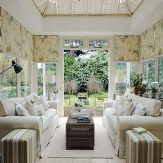 Create A Classic Garden Room